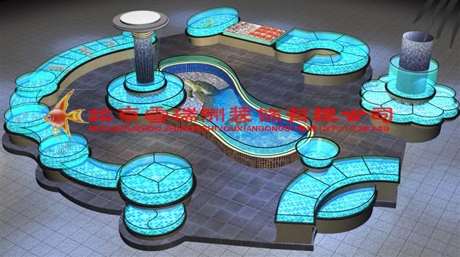 北京雪瑞洲--海鲜池制作 设计展示  产品导航 联系我们   北京雪瑞洲